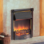 Dimplex Horton Electric Fire in Black