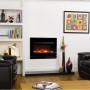 Gazco Riva2 670 Designio2 Electric Fire Glass Room Set
