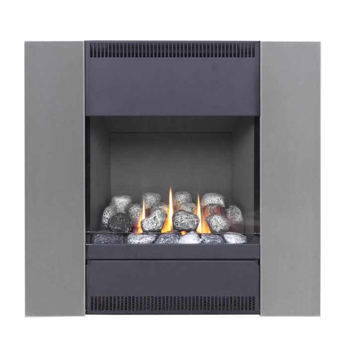 burley image 4237 flueless gas fire fireplaces are us. Black Bedroom Furniture Sets. Home Design Ideas