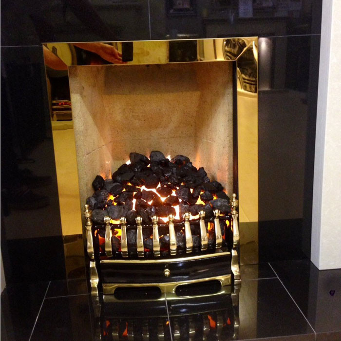 Burley Halstead 292 Electric Fire Basket Fireplaces Are Us