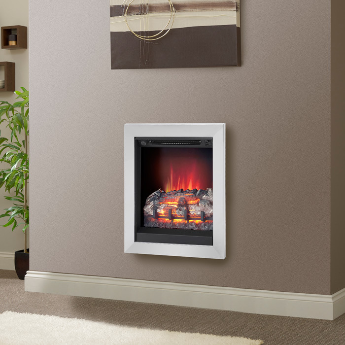 Fire In Wall Part - 36: ... In The Wall Electric Fire. £279.00