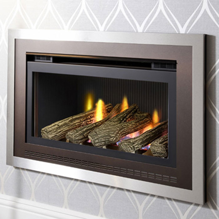 Buy Crystal Florida Fan Assisted Gas Fire Fireplaces Are Us