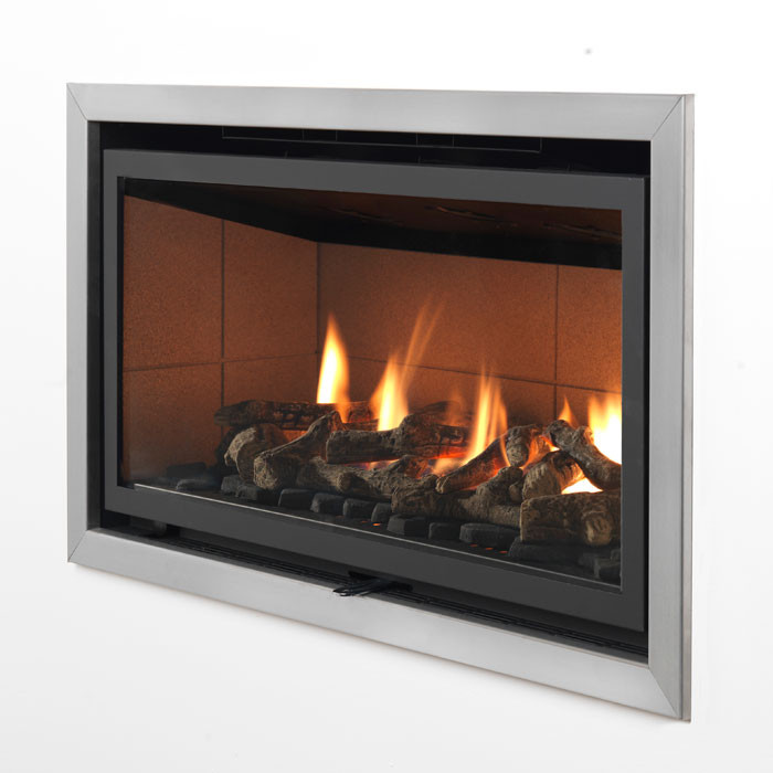 Valor Inspire 800 Hole In The Wall Gas Fire Fireplaces