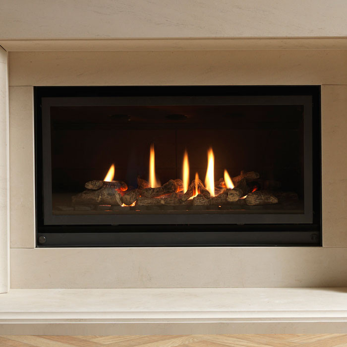 Valor Inspire 800 Hole In The Wall Gas Fire Fireplaces Are Us