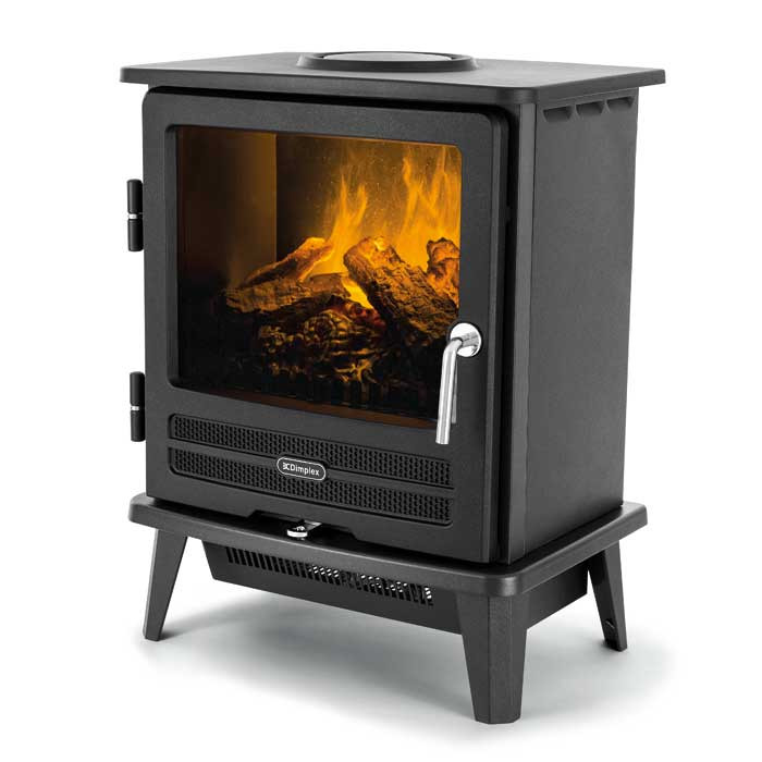 Dimplex Willowbrook Opti Myst Electric Stove Fireplaces
