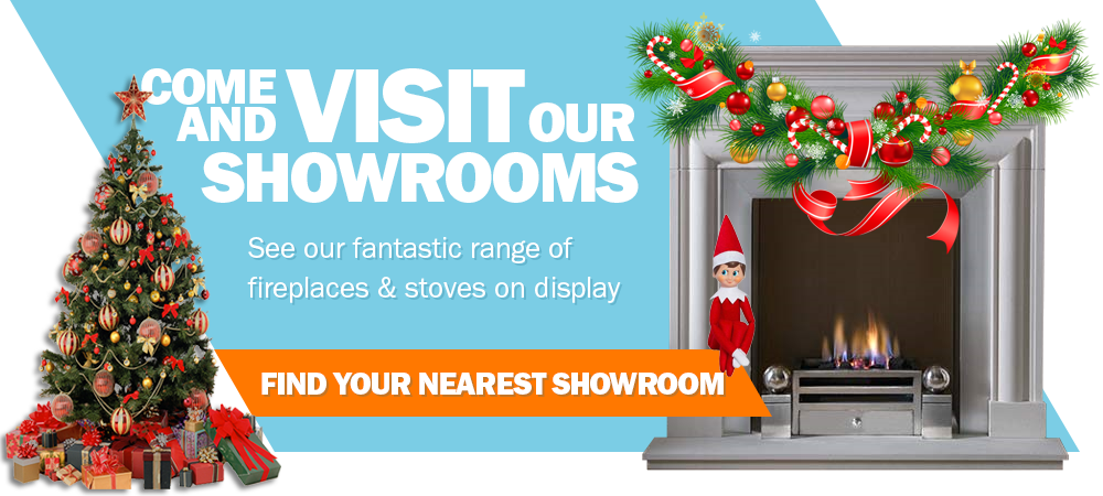 Visit our showrooms